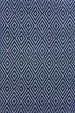 Alfombra Indoor/Outdoor Diamond Navy