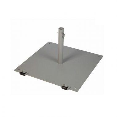 Base Opcional con Ruedas Napoli Mastil 6,1cm