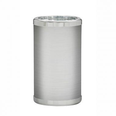 Botellero Isotérmico Mayfair Aluminio Plateado