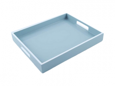 Reiko Bandeja de Laca Cool Grey/Blanco
