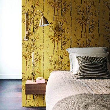 Papel Pintado Bamboo