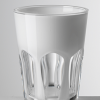 Vaso Double Face Blanco
