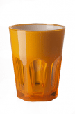 Vaso Double Face Naranja