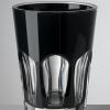 Vaso Double Face Negro