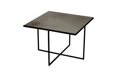 Mesa de Centro Espejo Bronce Surface 60