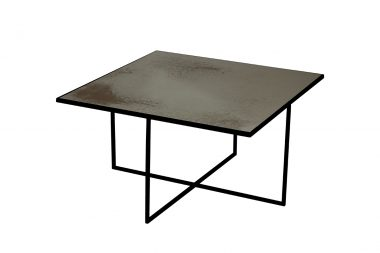 Mesa de Centro Espejo Bronce Surface 70