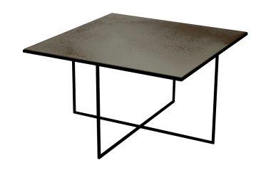 Mesa de Centro Espejo Bronce Surface 80