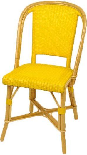 Silla Bistró Amarillo