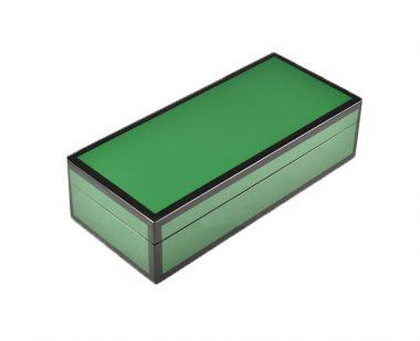 Caja Pencil Hunter Verde/Negro